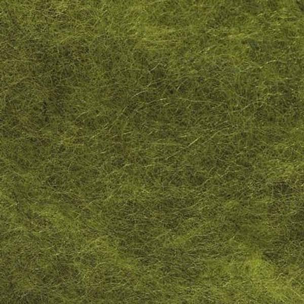 Bilde av Kardet Pelsull/C1, gressgrønn 100g