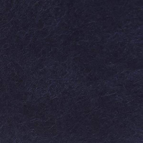 Bilde av Kardet Pelsull/C1, marineblå 100g