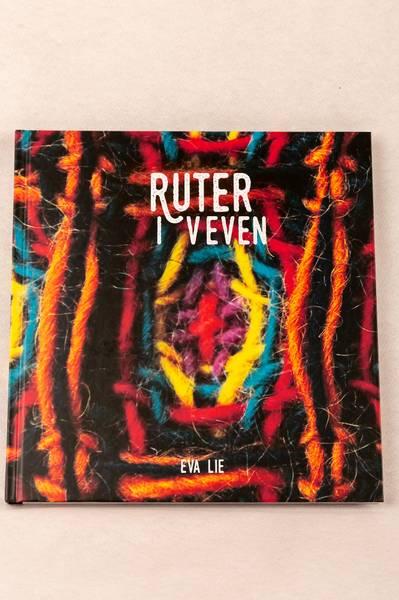 Bilde av BOK: RUTER I VEVEN