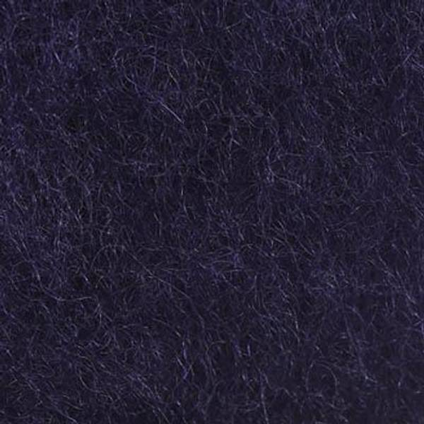 Bilde av Kardet ull, mørk fiolett 100g