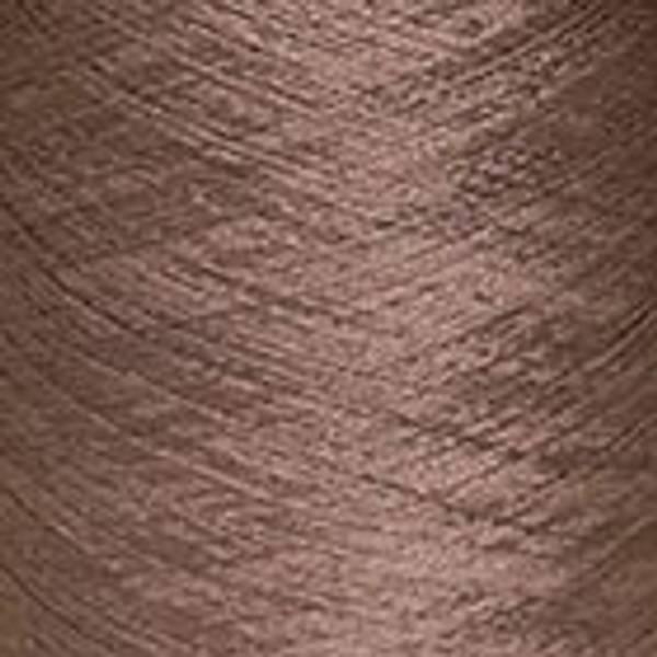 Bilde av Spun silk Nm 60/2  rosabrun