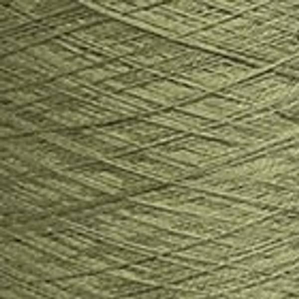 Bilde av Spun silk Nm 60/2 Matgrøn