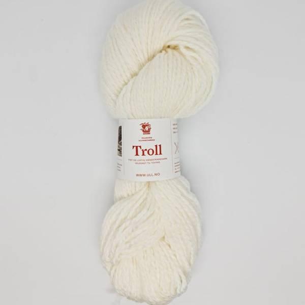 Bilde av Troll, bleket hvit