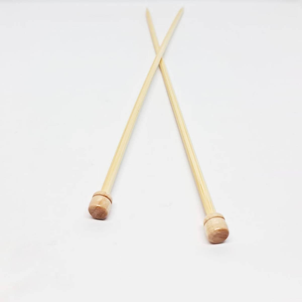 Parpinner bambus, 33cm, 4,5mm
