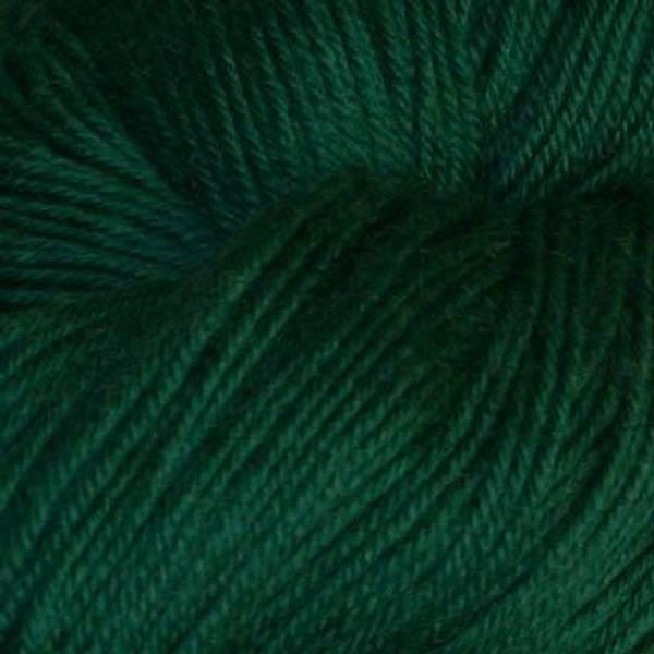 Bilde av Hjerte superwash 12/4, grønn