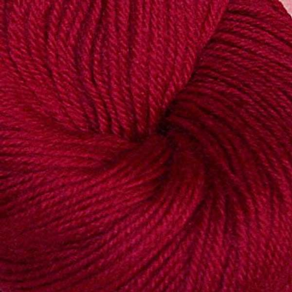 Bilde av Hjerte superwash 12/4, mørk roserød