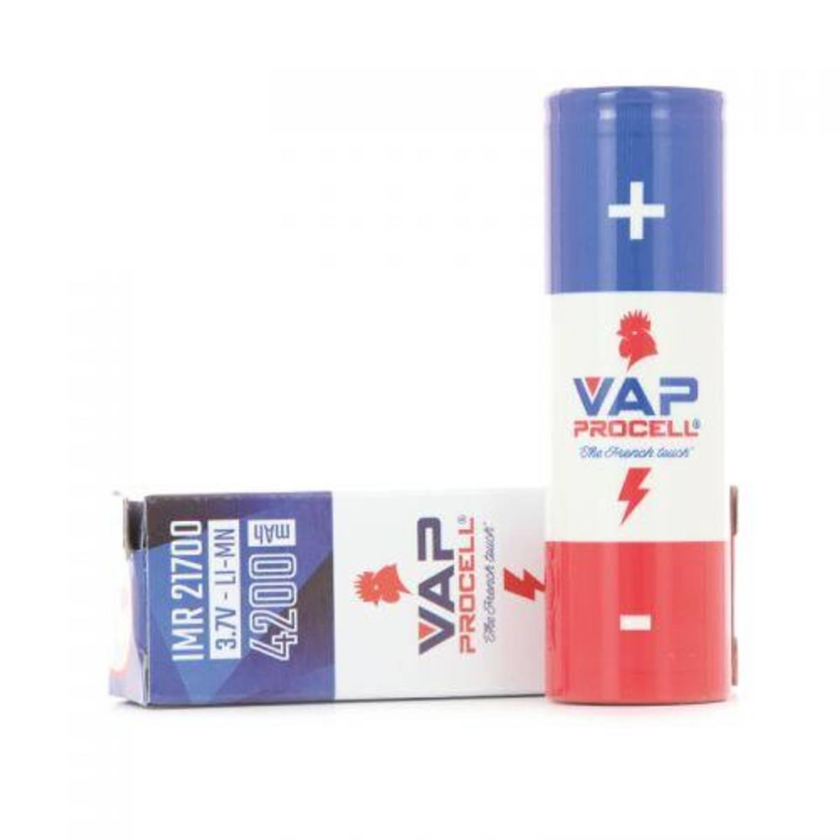 Vap Procell Batteri IMR 21700 3.7V Li-Mn 4200mAh