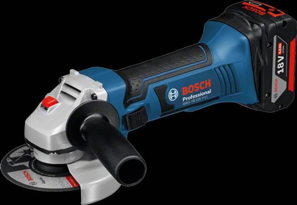 Bilde av Bosch GWS 18-125 V-LI