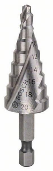 Bilde av Bosch Trinnbor ø4-20mm HSS