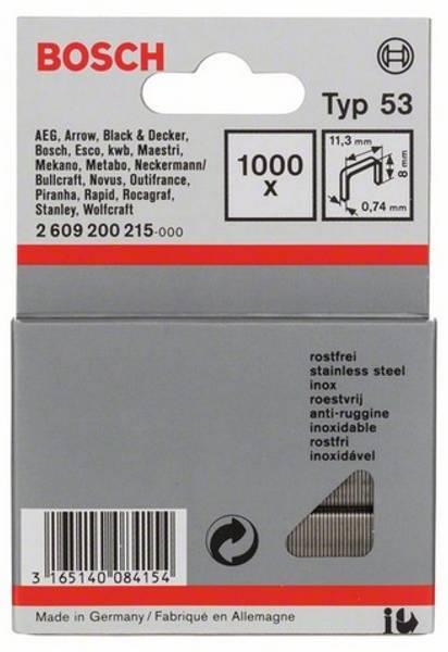 Bilde av Bosch Typ53 Stifter