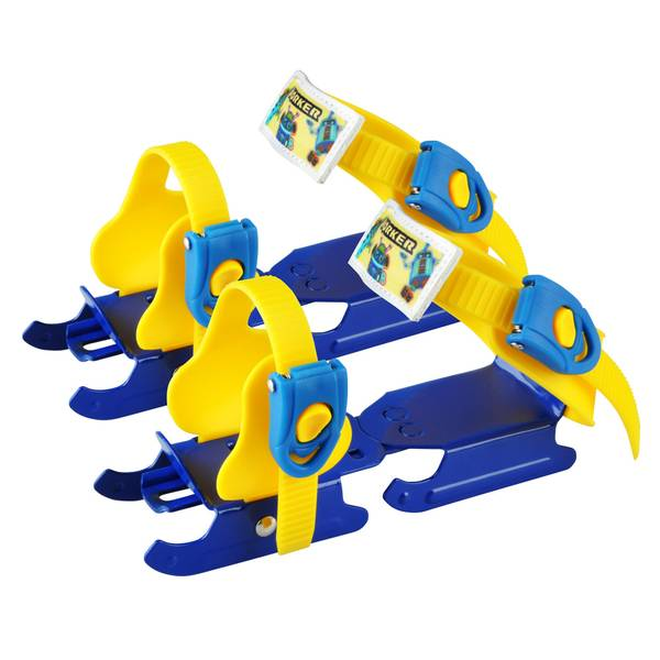Bilde av Treningsskøyte til barn WORKER Duckss Blue