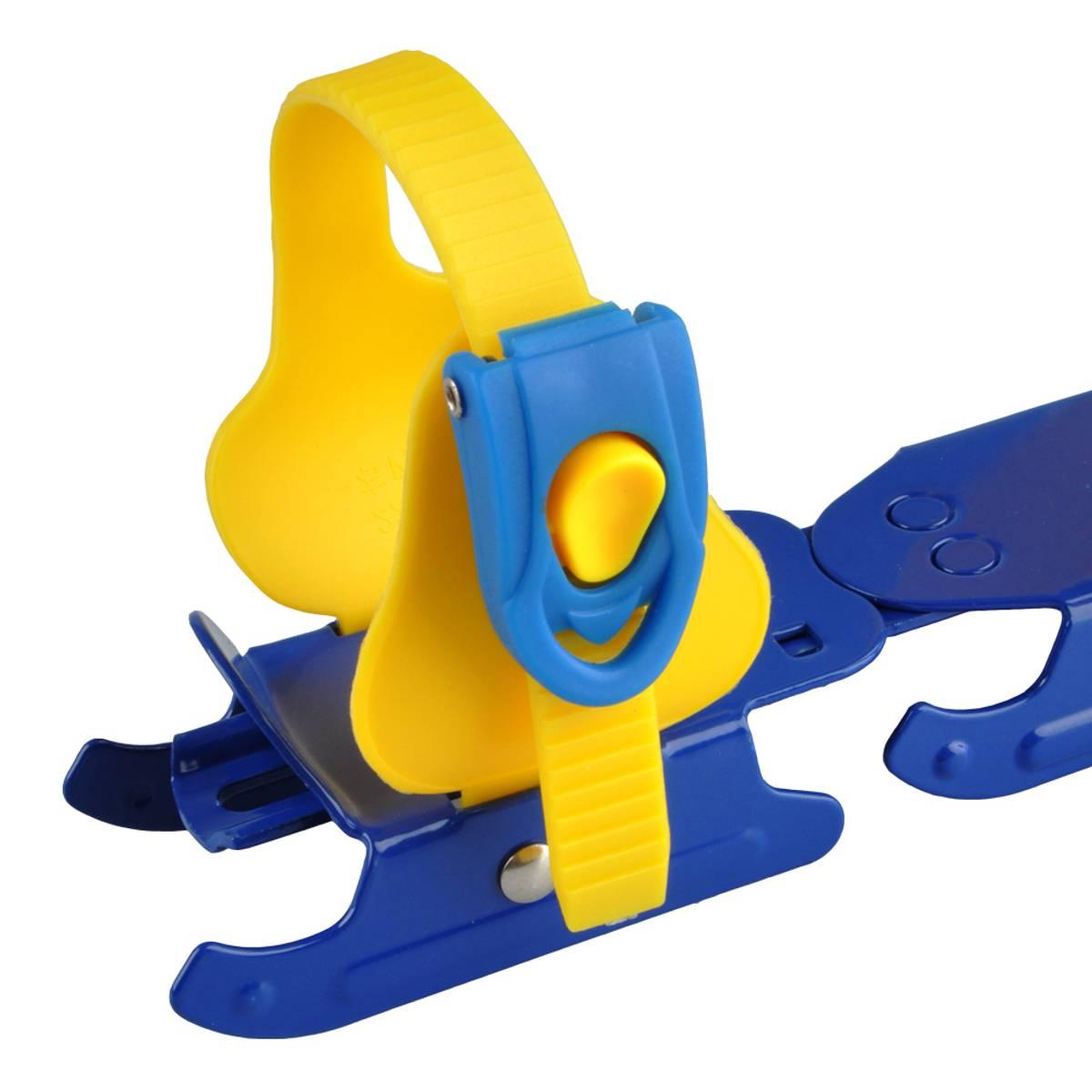 Treningsskøyte til barn WORKER Duckss Blue
