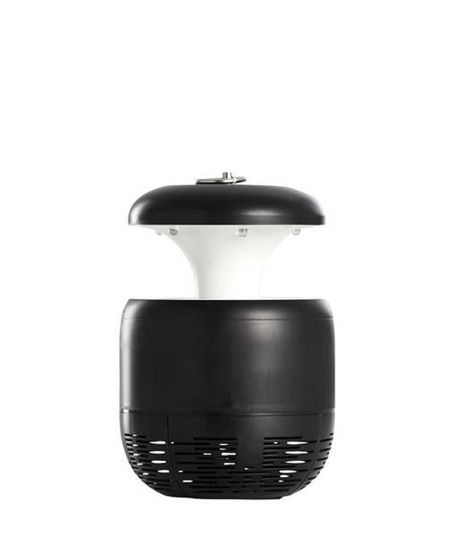 Bilde av Day Insektfanger 5W sort med LED lys