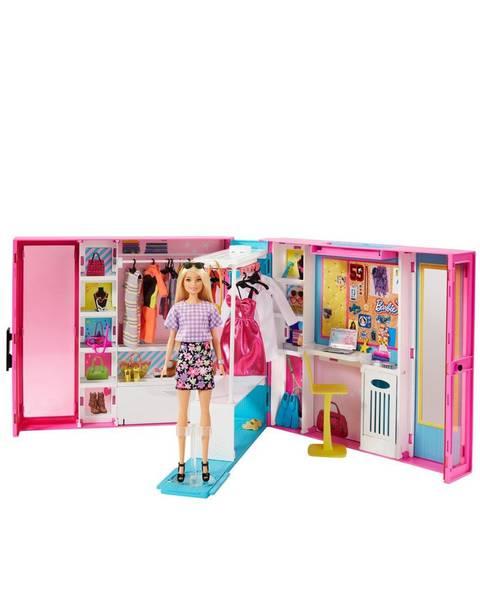 Bilde av Barbie - Drømme Klesskap med tilbehør