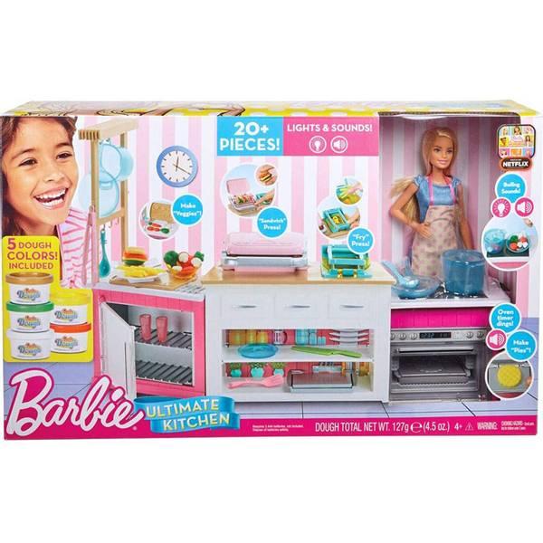 Bilde av Barbie Ultimate Kjøkken