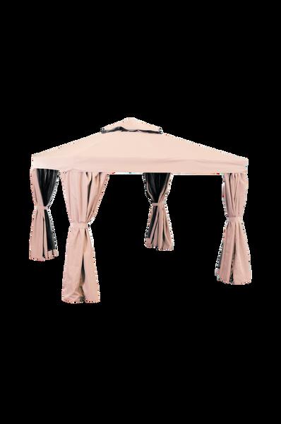 Bilde av TopDesign Luxury hage paviljong/ telt 3x3 m