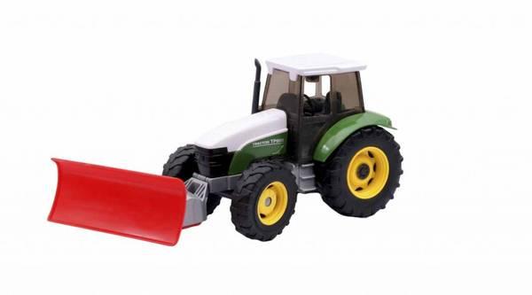 Bilde av TEAMA – Traktor med brøyt