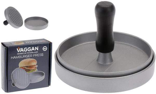 Bilde av Vaggan burgerpresser aluminium - 11cm