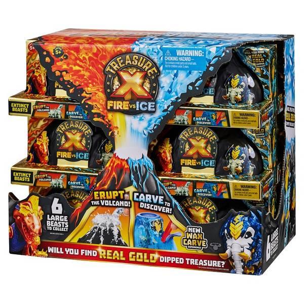 Bilde av TREASURE X S4 – FIRE VS ICE – BEAST