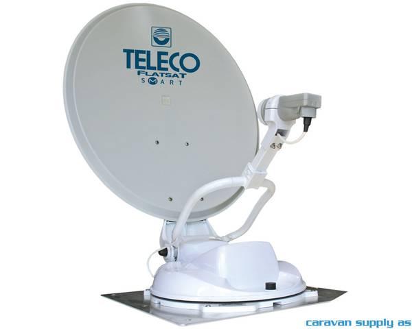 Bilde av Parabolantenne Teleco FlatSat Classic Smart 85cm