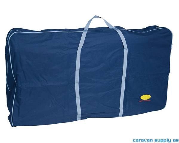 Bilde av Bag m/glidelås til stoler 116x60x20cm blå 9192920