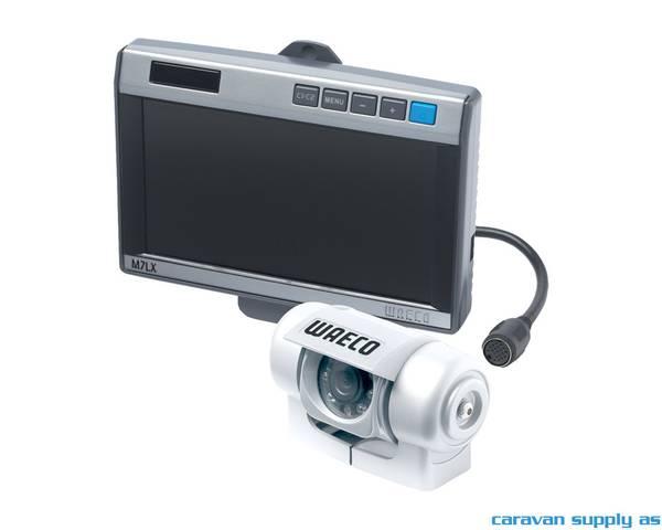 Bilde av Ryggekamerasystem Dometic PerfectView RVS 745W 7