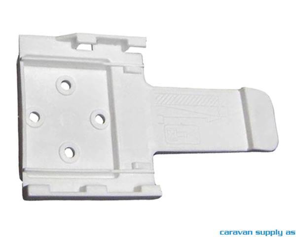Bilde av Holder til chock PVC hvit