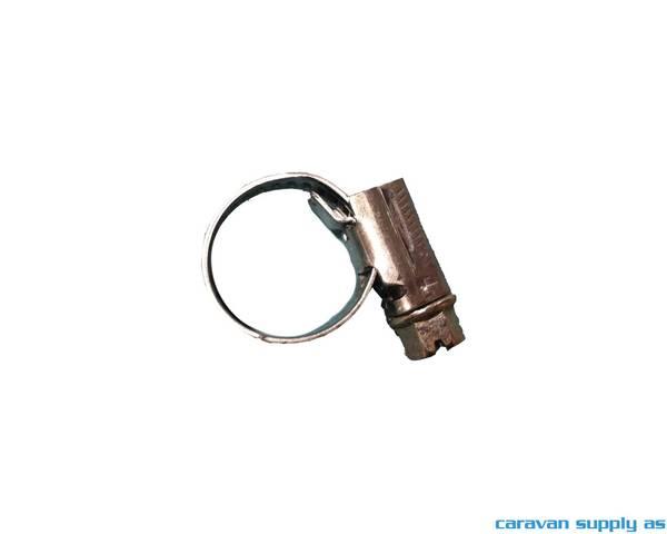 Bilde av Slangeklemme 8-16mm syrefast/rustfri