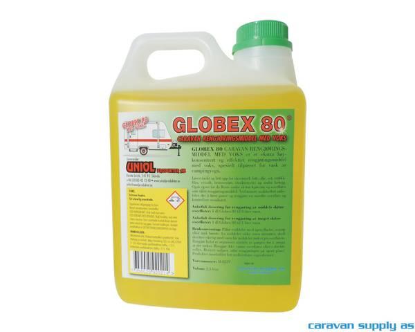 Bilde av Rengjøringsmiddel Globex 80 2,50l m/voks