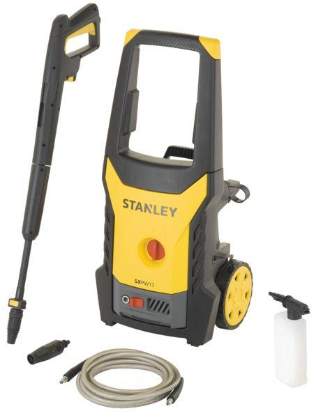 Bilde av Stanley høytrykksvasker SXPW17E 130bar 7.0l/min