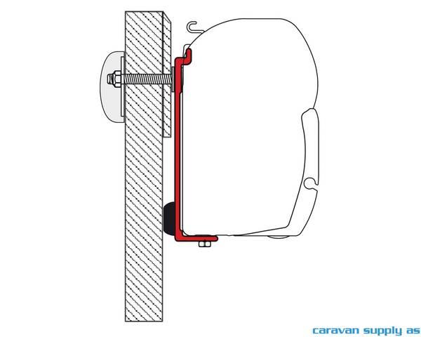 Bilde av Feste F45 Challenger/Chausson 2x8cm + 1x40cm