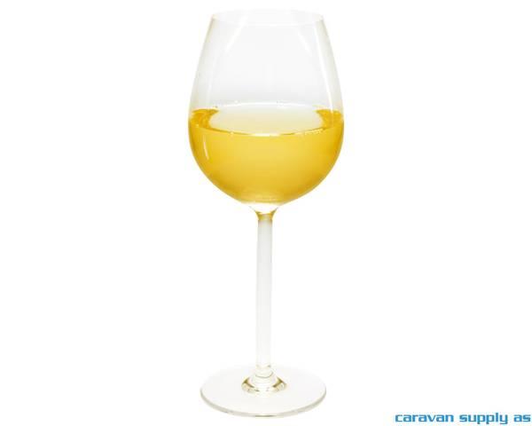 Bilde av Hvitvinsglass 36cl klar 2stk