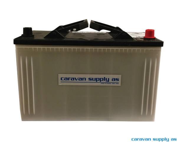 Bilde av Batteri 115A PA666 inkl. miljøavgift pol opp