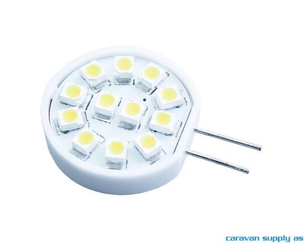 Bilde av Lyspære G4 LED flat horisontal 150 lumen 1,2W