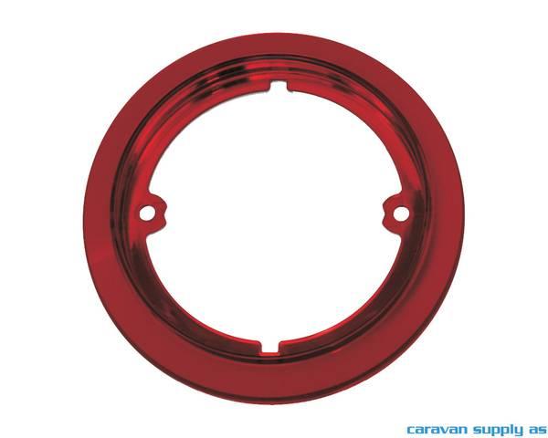 Bilde av Dekorring Jokon serie 710 Ø122mm rød