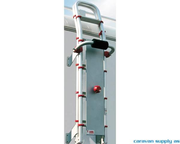 Bilde av Sikkerhetsplate m/lås til Fiamma stige utvendig