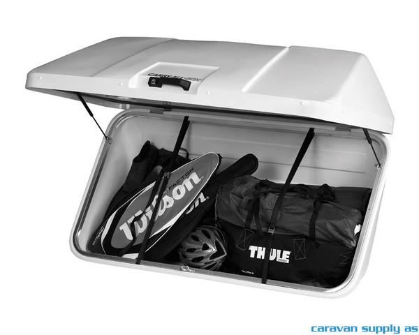 Bilde av Thule Carry All Box 150 450l 147x53x69cm hvit