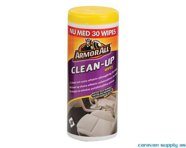 Bilde av Armor All Clean-Up Wipes 30stk