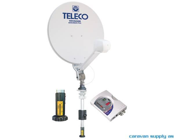 Bilde av Parabolantenne Teleco Voyager Digimatic 85cm