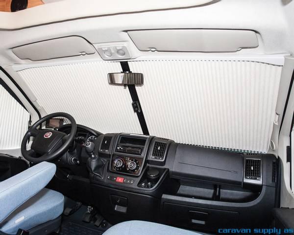 Bilde av Plissegardin REMIfront IV Ducato X290 fra-14
