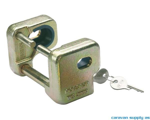 Bilde av Kulekoblingslås Robstop til WS3000 inkl.safety
