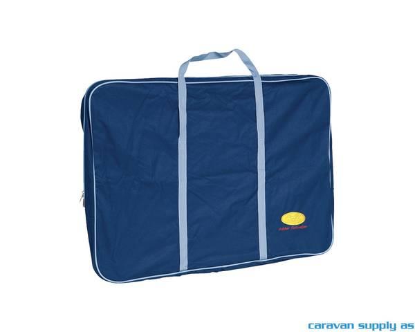 Bilde av Bag m/glidelås til bord 80x60x9cm blå 919294