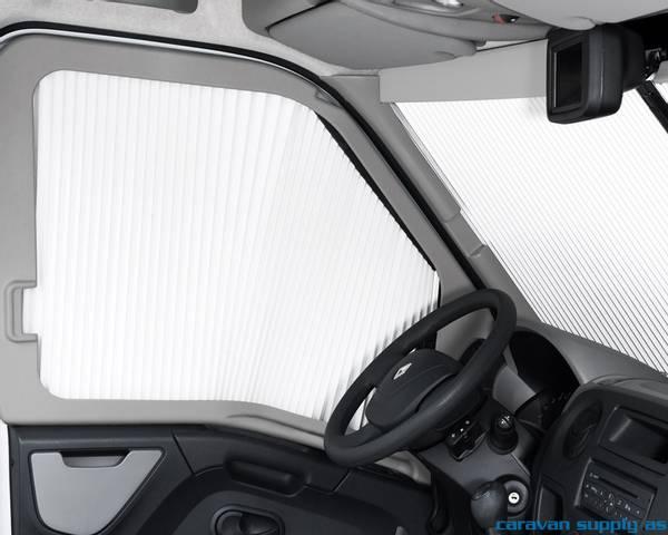 Bilde av Plissegardin REMIfront IV Renault Master fra-11