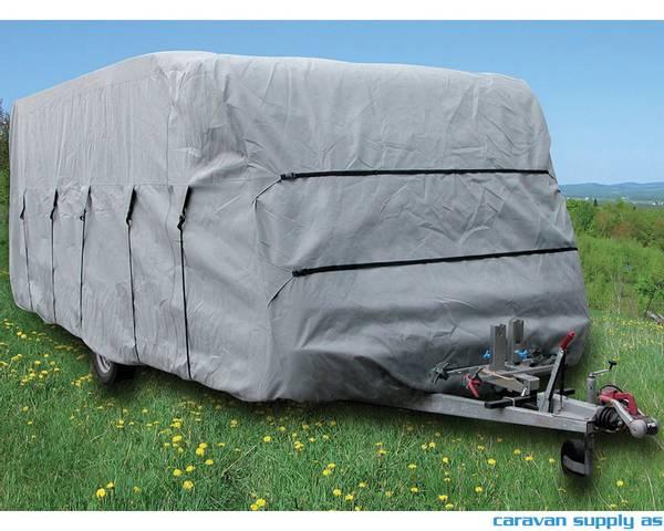 Bilde av Trekk til campingvogn 3-lag L579xB223xH218cm
