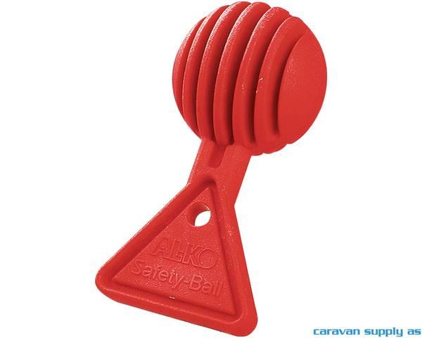 Bilde av Safety ball AL-KO rød