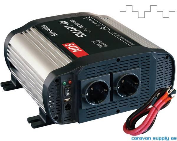 Bilde av Omformer NDS Smart-In SM1500 1500W modifisert
