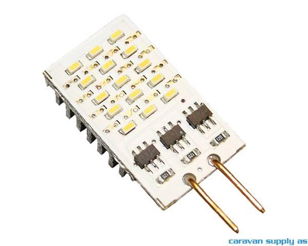 Bilde av Lyspære G4 LED flat firkantet 190 lumen 1,75W