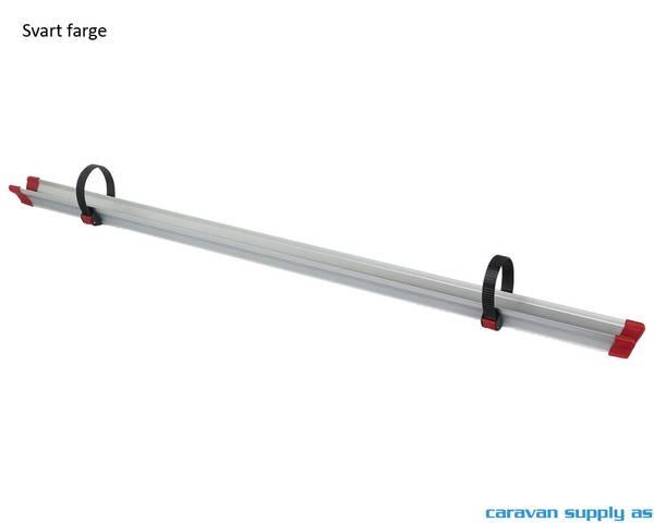 Bilde av Skinne til CB Rail Quick 128cm svart
