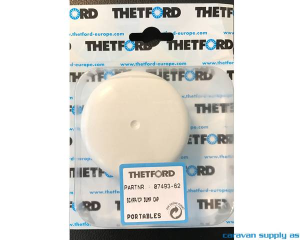 Bilde av Dump cap for Porta Potti 145/165 hvit 0749362