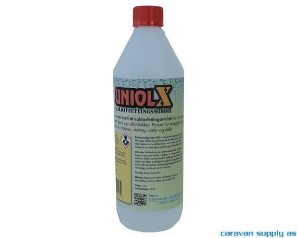Bilde av Avfettingsmiddel Uniol X 1l